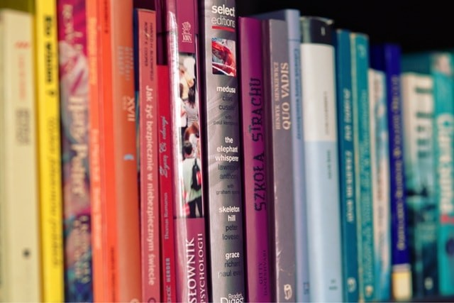 Books of Change